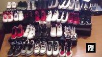 迈克尔.乔丹之子 计划明年开一间球鞋店铺。