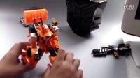 TF-逝去的玩具分享时间132期  国产 TFC铲车