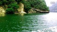 青天河之大泉湖 千刃耸碧水 北方三峡