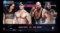 WWE2K15常规赛-JohnCena对阵BigShow