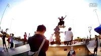 HERO赞助中山 SKATE PLAN 滑板比赛 潘家杰部分片段