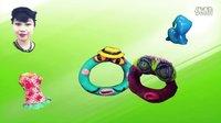 甜甜圈历险记 Doughnuts Adventure 玩具妈妈过家家 彩泥培乐多 原创亲子 #5N