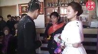陕西农村结婚风俗-温文尔雅的新娘,看的人好舒服哦,看多了不得了