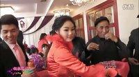 陕西农村结婚风俗-大眼睛美女新娘,看着就是乖巧,有木有!