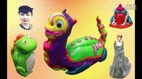 恐龙乐乐-英雄救美 奔跑吧兄弟 益智爆笑 儿童故事 玩具妈妈 #2N