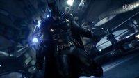 纯黑《蝙蝠侠:阿甘骑士》第四期 迅猛式攻略解说 一周目最高难度