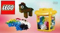 lego 风车和木马 粉红猪 积木 乐高 玩具妈妈 #7Yi