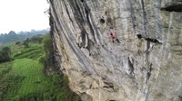 视频: GoPro:阳朔白山 5.14B 攀岩线路