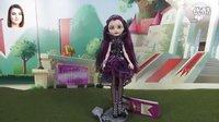 迪士尼卡通 乌鸦女王娃娃 人偶玩具 美国正版EverAfterHigh童话高中