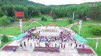 大兴安岭映山红舞蹈学校联合舞加舞街舞专场演出航拍片段