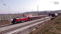 奥地利OBB高速铁路