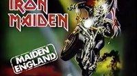 iron maiden maiden england 铁娘子乐队演唱会
