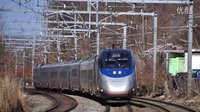美国最快的动车组列车-Amtrak Acela Express