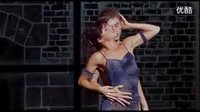 现代芭蕾 牛仔美女