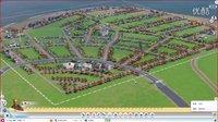 【FDylan&Micky】模拟城市5:跨海大桥竣工,城市雏形建成!旅游型城市(02)