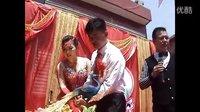 陕西农村结婚风俗-红艳艳的新娘,带感的服饰,霸气的风俗特色