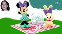 米妮鼠的宠物野餐 迪斯尼 米妮 Minnie Mouse #1HM