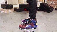 Nike Lebron 12 SE 'What The Lebron' 上脚欣赏