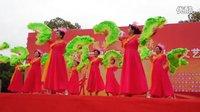 大型舞蹈《春风里阳光下》金安区第二届社区企业退休人员文艺汇演节目