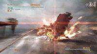 【MGR】合金装备崛起复仇难度 刃狼DLC BOSS战 热风 华丽无伤S(KHAMSIN)