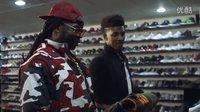 Nick Young & 2 Chainz Shop 带你逛洛杉矶鞋店 RIF