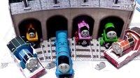 托马斯和他的朋友们 折纸拼图2 火车轨道益智玩具 亲子互动小游戏