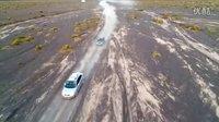 【汽车航拍】速度季25万公里启辰D50新疆(2)戈壁畅快淋漓的游走 Feelauto.net作品