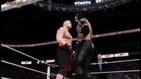 【坏叔叔出品】【WWE2K15】众神征战宣传片