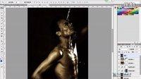 Photoshop从头学photoshop cs6教程_02金属质感_影楼后期
