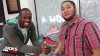 Kicksonfire 专访韦德:谈最新签名鞋李宁韦德之道4 WOW4