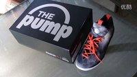 锐步重返篮球鞋市场 Reebok ZPump Rise 实物细节赏析