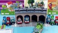 迪士尼 托马斯和他的朋友们2 立体折纸拼图 益智手工玩具 亲自互动游戏