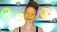 [纯搬运]DIY Emoji Costume-Makeup Tutorial (CC)