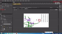 flash cc教程 第五讲 画笔工具 文本工具