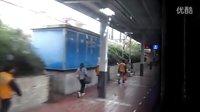 宝成铁路线东面15-进出微县站【6063次列车宝鸡-朝天】-驻马店游者
