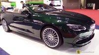 2016 BMW Alpina B6 双涡轮增压 - 亮相2015东京车展