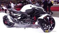 2015东京车展实拍 本田Honda Geowing Concept Bike