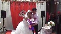 山东农村结婚录像好多人围观全十古云37