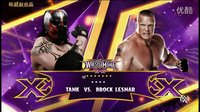 【坏叔叔出品】【WWE2K15】粉丝福利最终片-决战摔跤狂热