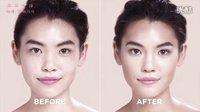 中文字幕 圆脸篇—丝芙兰修容系列How to Contour Your Round Face - Sephora
