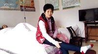 胡升猛医师运用特穴针灸治疗唐榕女士的腘窝疼痛视频