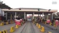 运转台展望 缅甸国铁 仰光临港线 Pazundaung-Pansodan-Htaw Li Kue 全程前面展望