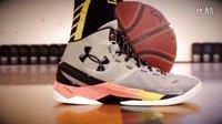 球鞋天才  UA Under Armour Curry 2 库里2代篮球鞋评测