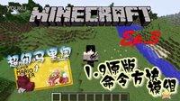 【BREAD出品】Minecraft丨Minecraft1.9原版命令方块模组Ep.3丨完美的马里奥!Super Mario!丨