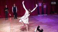 根源爵士舞 欧洲大赛高级组1ESDC 2015 - Advanced Jazz Roots Battle - Finals - First Spotlights