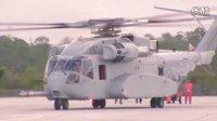 "[7koope]实拍美国为海军陆战队研制的CH-53K""种马之王""重型运输直升机"