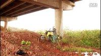 骑摩托车探索鄱阳湖湿地(上集)【荒野囧途】