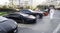 迪拜 百万富翁 豪车 见面会 - BILLIONAIRE BOYS