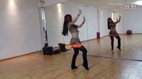 [舞媚娘]肚皮舞【印度新娘】口令分解教学(下集)年会舞蹈