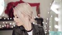 【小楠时尚频道】2016 女生发型-超简单3款中长发发型